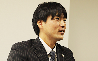弁護士 深澤 俊博